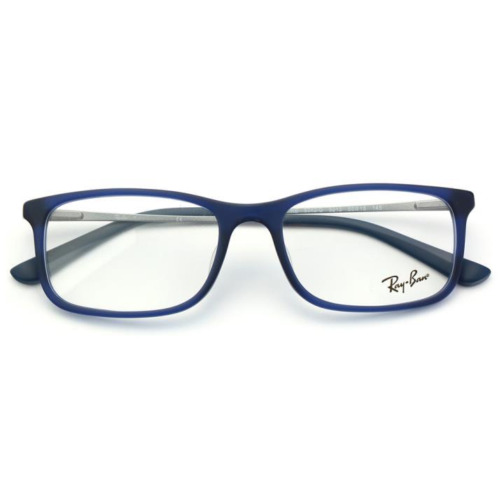 RAY BAN雷朋板材眼镜架-蓝色(0RX5342D 5213 55)
