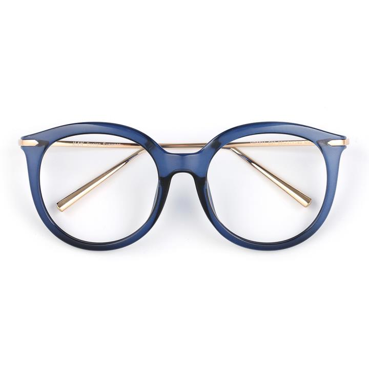HAN SUNGLASSES太阳眼镜架HD5811-C37 蓝框