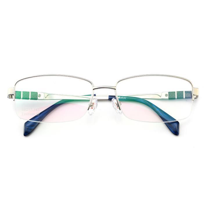 HAN时尚光学眼镜架J81551-C2炫酷银灰