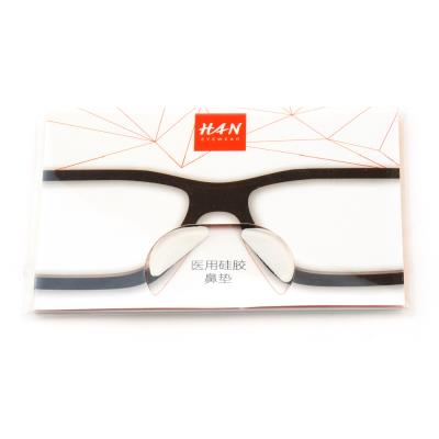 HAN眼镜防滑鼻垫-板材眼镜专用(透明)