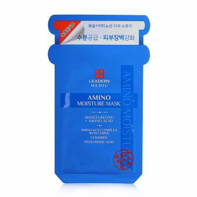 LEADERS/丽得姿 AMINO水库美蒂优氨基酸面膜 10片 海淘专享