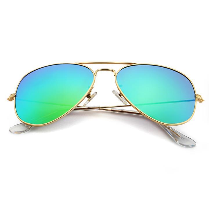 HAN时尚偏光太阳镜HD59312-S15 清新蓝绿
