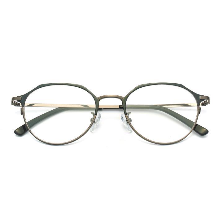HAN COLLECTION光学眼镜架HN41036M C2 亮黑