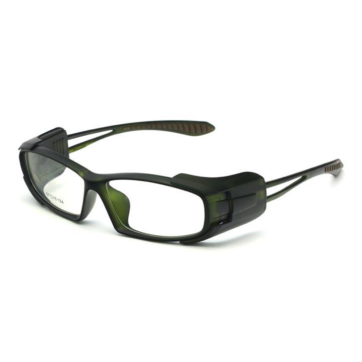 HAN MEGA-TR钛塑时尚运动防风镜-橄榄绿(HN49328-C3)