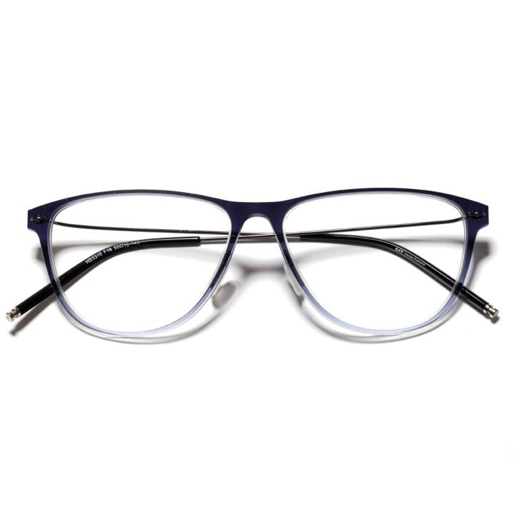 HAN时尚光学眼镜架-渐进黑(HD3310-F16)