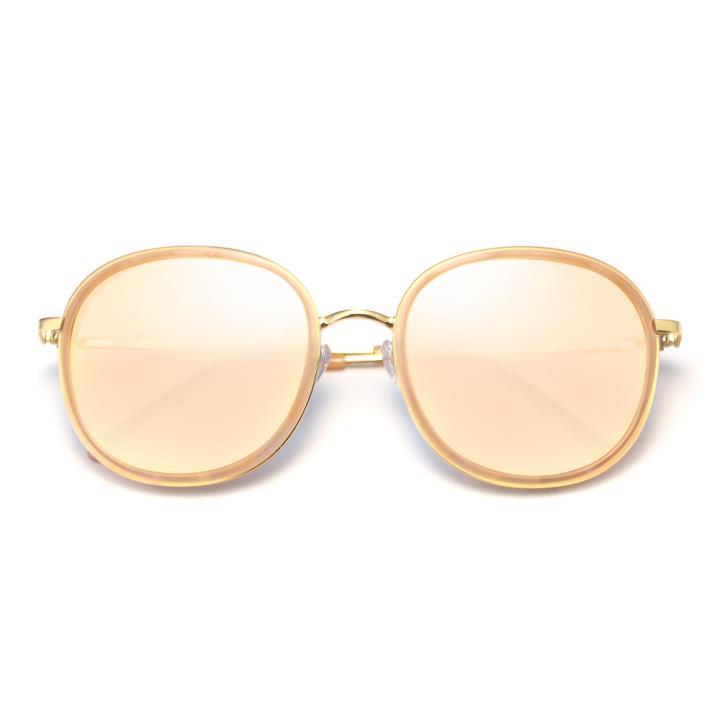 HAN RAZR-X9防UV太阳眼镜- 粉框粉色片(HD59204-S22)