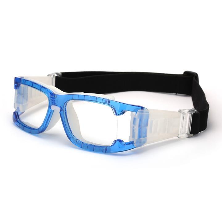 HAN SPORT运动光学眼镜架HN45025L C4 水蓝色