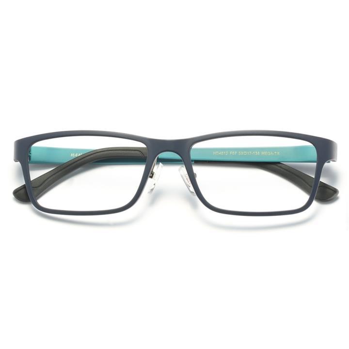 HAN时尚光学眼镜架HD4812-F07 烟波清蓝