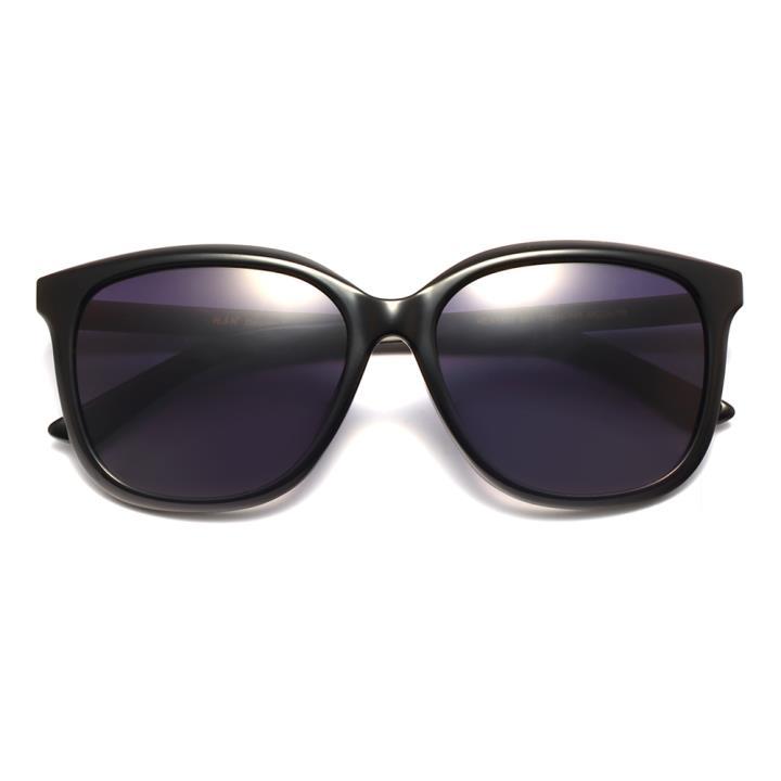 HAN时尚偏光太阳镜HDX5803-S01 黑框黑色片