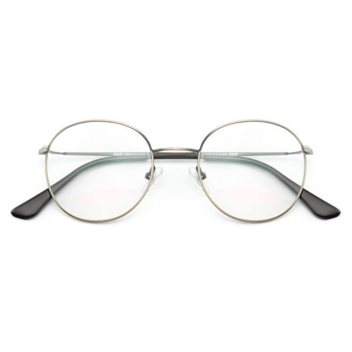 HAN光学眼镜架HD9023-C07低调枪色