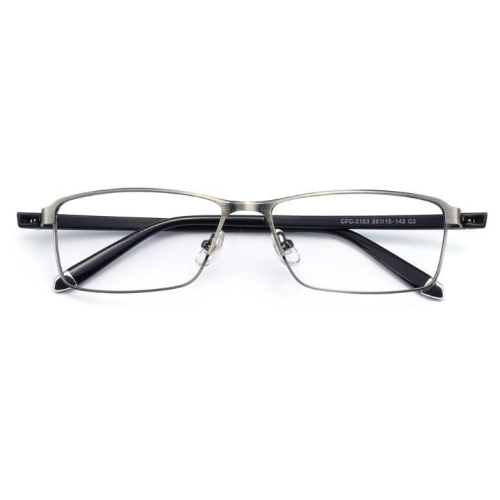HAN时尚光学眼镜架HD4937-F12 哑枪色