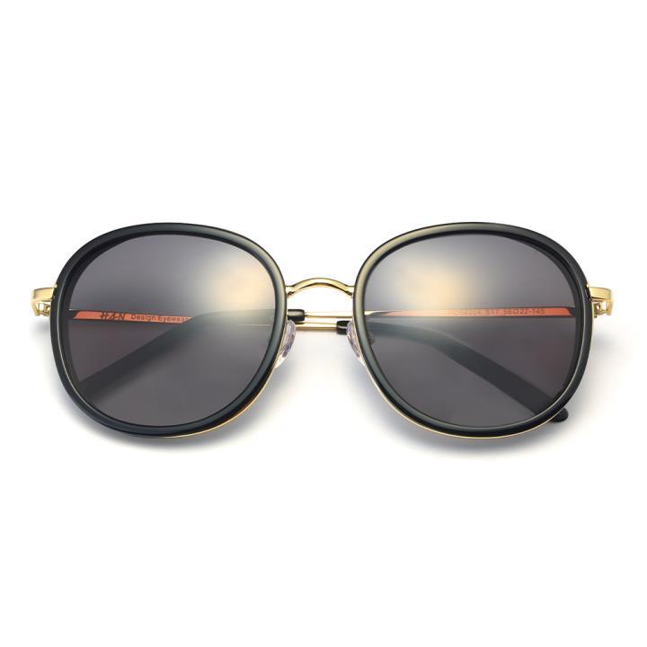 HAN RAZR-X9防UV太阳眼镜-黑框黑色片(HD59204-S17)