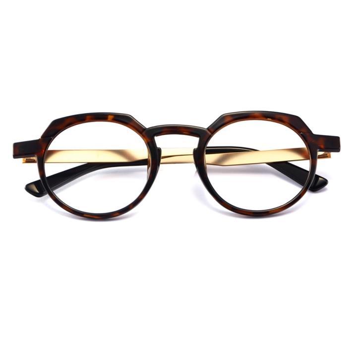 HAN时尚光学眼镜架HD3504-F03 虎斑玳瑁