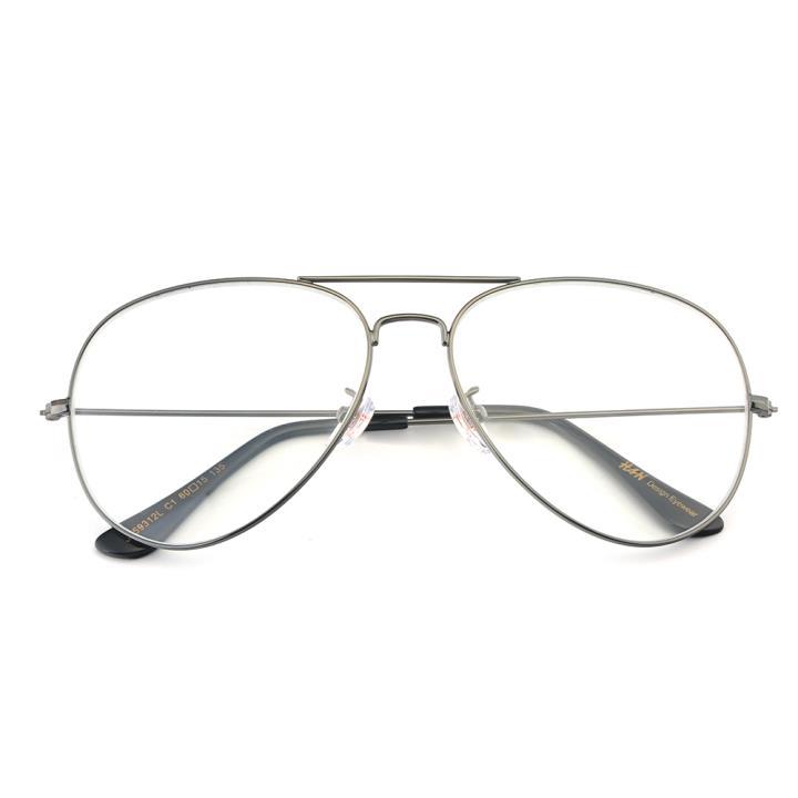 HAN不锈钢太阳眼镜架-枪框(JK59312L-C1)(大号)