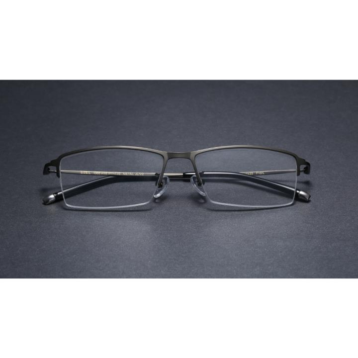 HAN时尚光学眼镜架HD4933-F12 哑青色