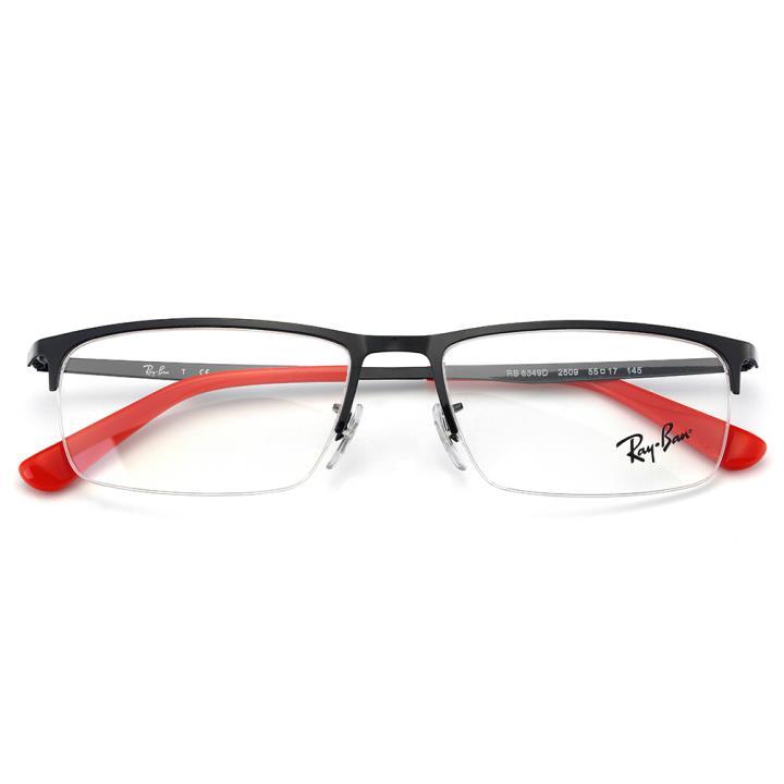 RAY BAN雷朋眼镜架0RX6349D 2509 55