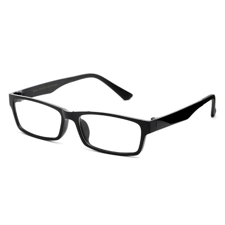 HAN COLLECTION光学眼镜架HN42116M C1 亮黑