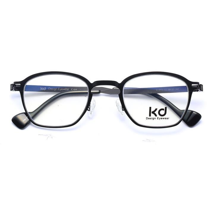KD设计师金属眼镜kc4001-C02