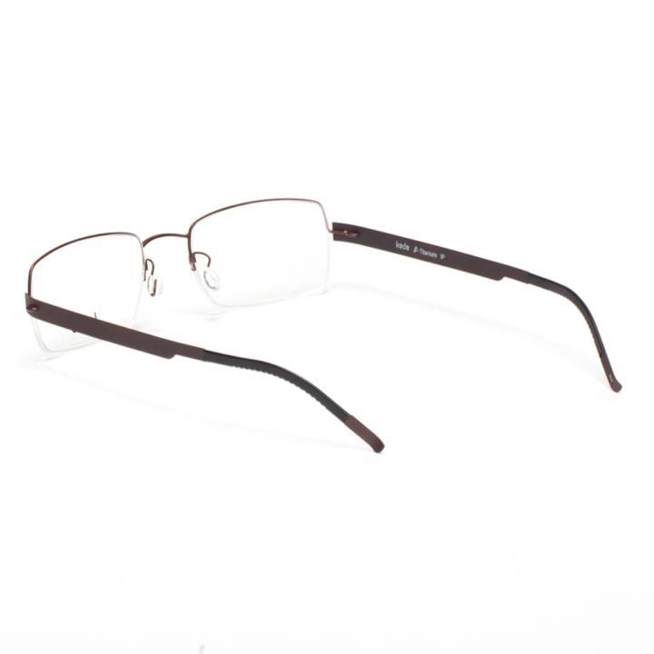 Kede时尚光学眼镜架Ke1427-F04  棕色