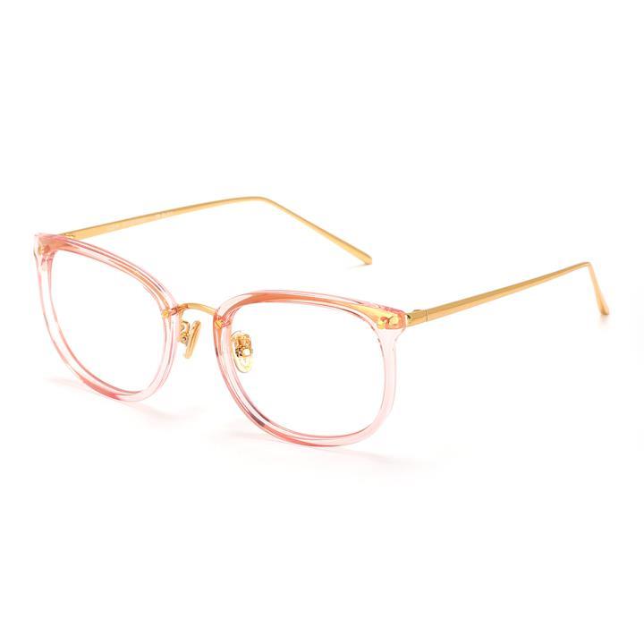 HAN COLLECTION光学眼镜架HN42117M C2粉框