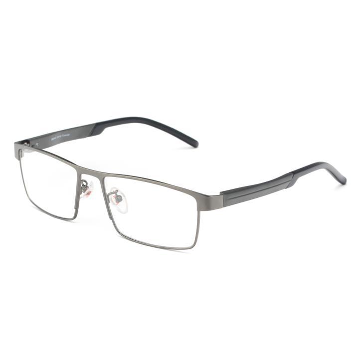 HAN铝镁合金光学眼镜架-哑枪(HD49311-F12)