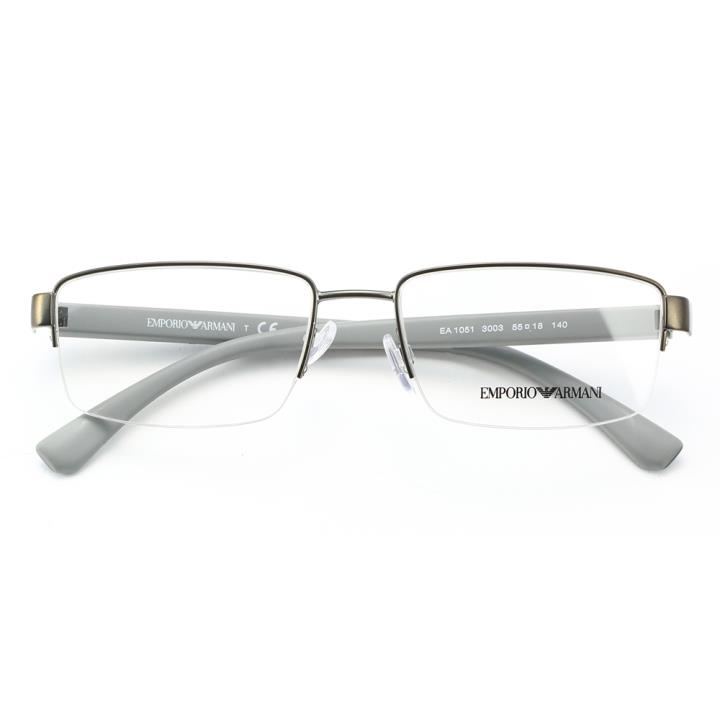 EMPORIO ARMANI框架眼镜 EA1051 3003 55 枪色
