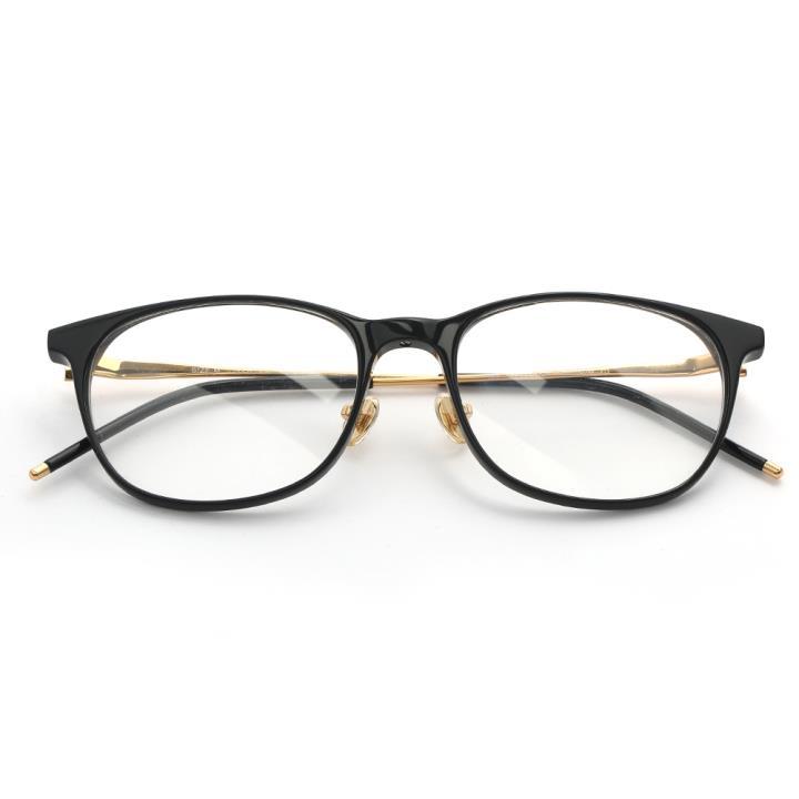 HAN COLLECTION光学眼镜架HN41027M C1 亮黑