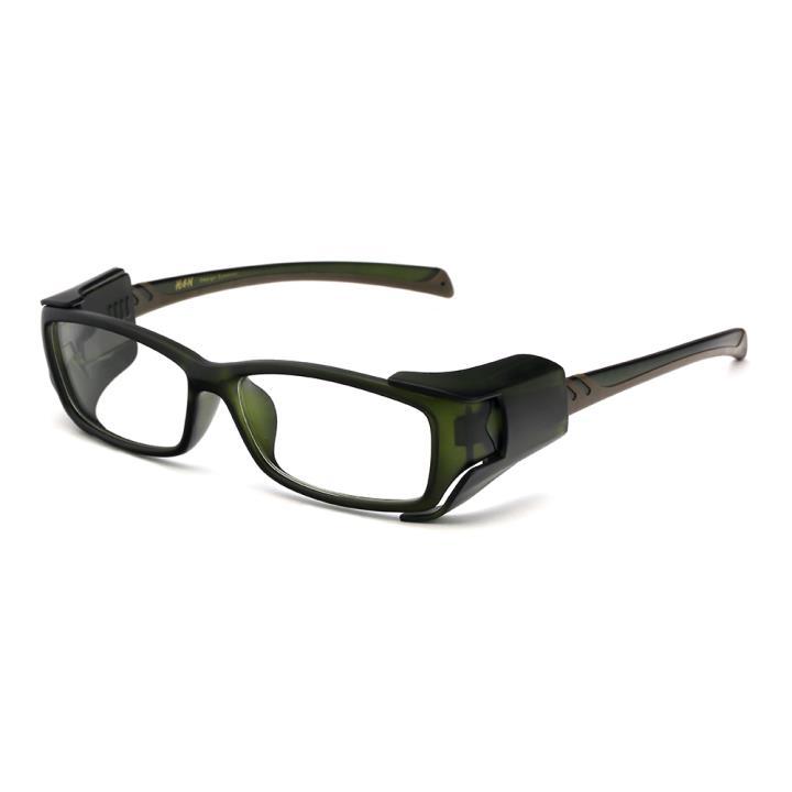 HAN MEGA-TR钛塑运动防风镜-橄榄绿(HN49326-C3)