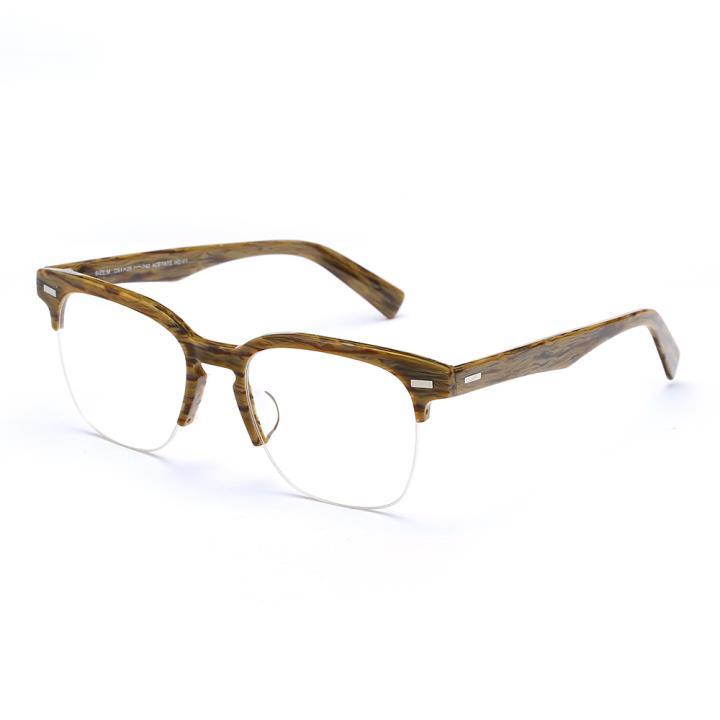 HAN COLLECTION光学眼镜架HN41012M C3 木纹