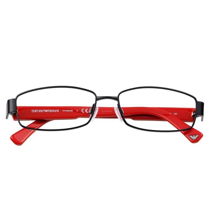 EMPORIO ARMANI金属板材框架眼镜0EA1009TD-300155