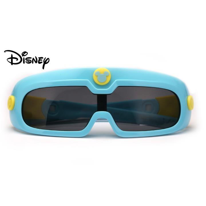 迪士尼儿童偏光太阳镜-天空蓝(DSK9657 C5A)