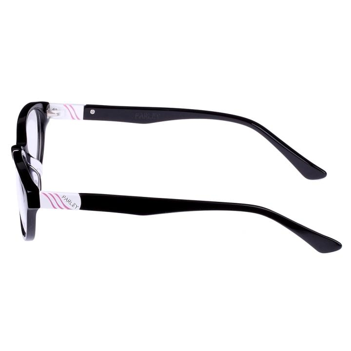 PARLEY派勒板材眼镜架-黑色(PL-A016-C1)