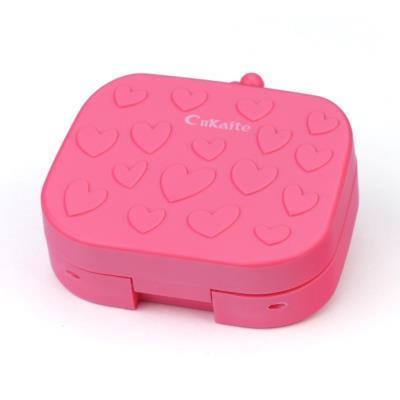 凯达隐形眼镜伴侣盒A-8029 粉红