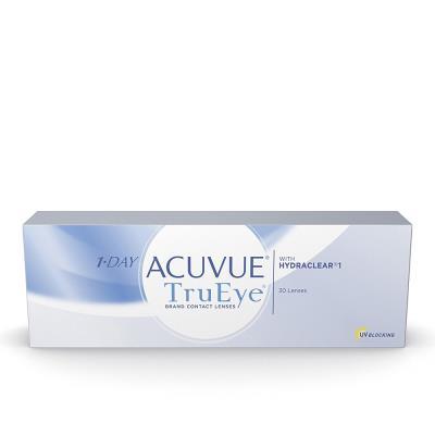 強生安視優恒潤氧硅水凝膠隱形眼鏡日拋30片(海外版)