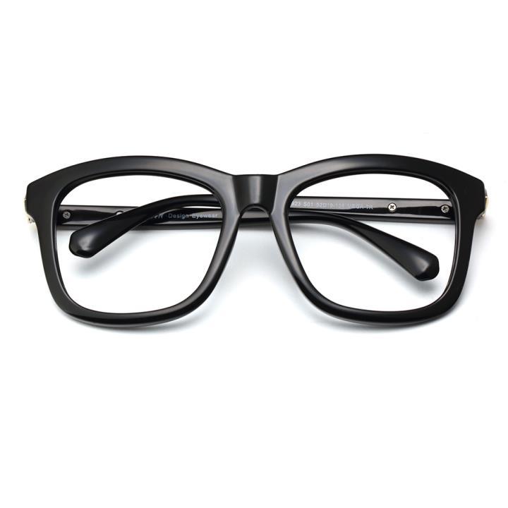HAN时尚光学镜架-黑框(HD2923-S01)
