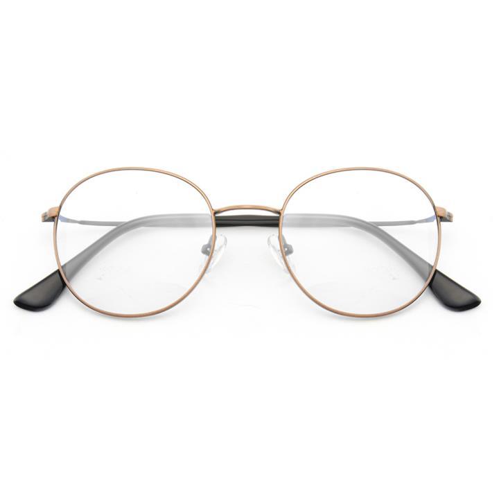 HAN COLLECTION光学眼镜架-时尚铜色(HD9023-C6)