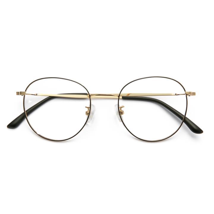 HAN COLLECTION光学眼镜架HD9023-C9 黑金