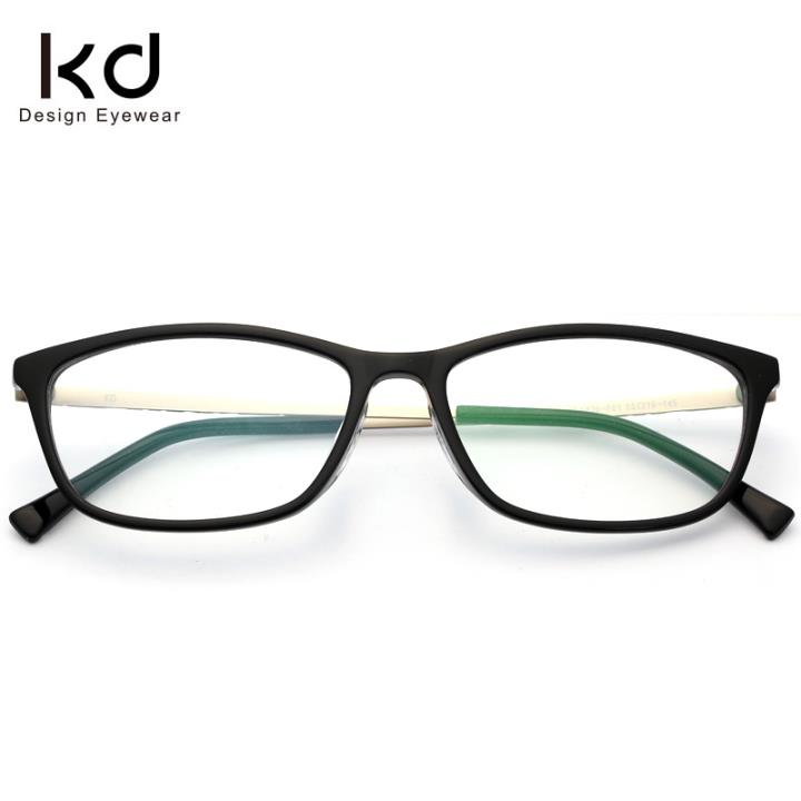 KD时尚光学眼镜架KD1826-F01 黑