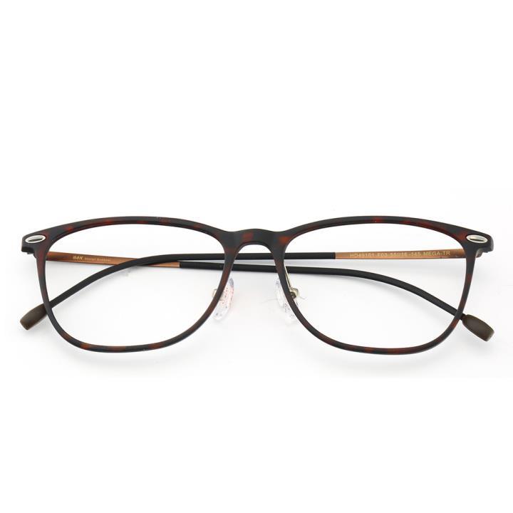 HAN BLUELESS全天候防蓝光护目眼镜-玳瑁(HD49101 F03/M )平光