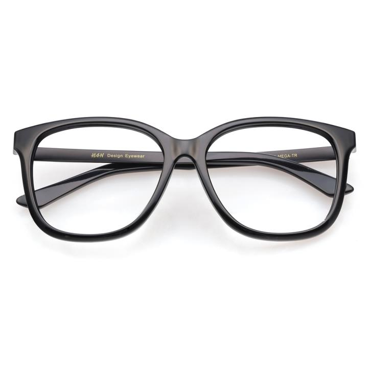 HAN SUNGLASSES太阳眼镜架HDX5803-C31 黑色