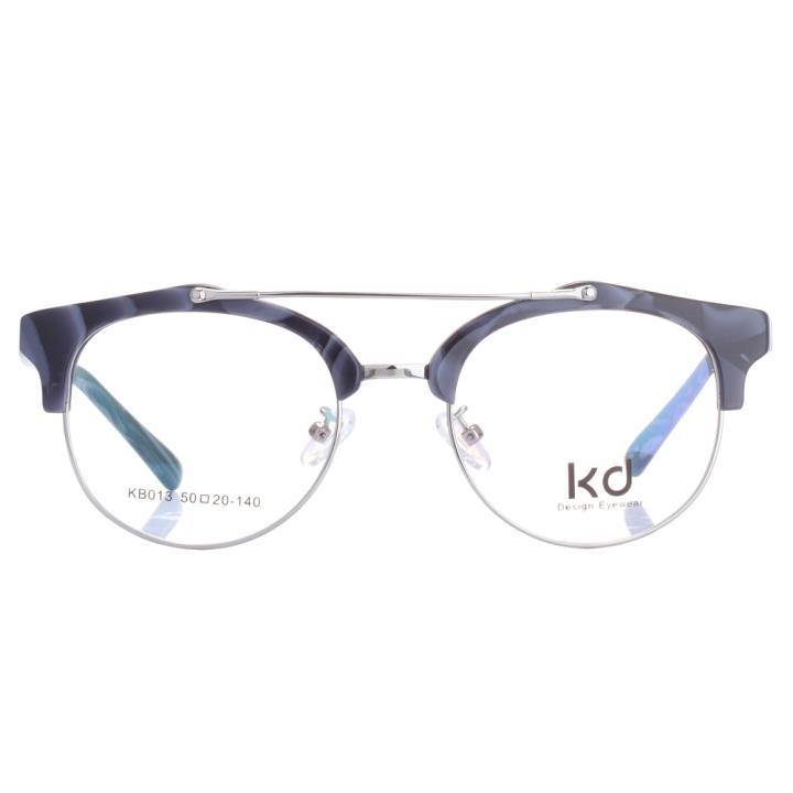 KD设计师手制金属板材眼镜kb013-C16