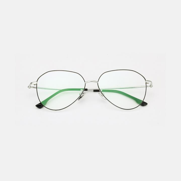 HAN TITANIUM光学眼镜架HN43086M C2 黑/银