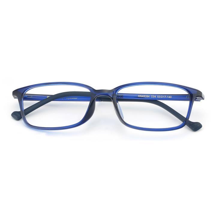 HAN MEGA-TR钛塑光学眼镜架-蓝色(HN48394-C04)
