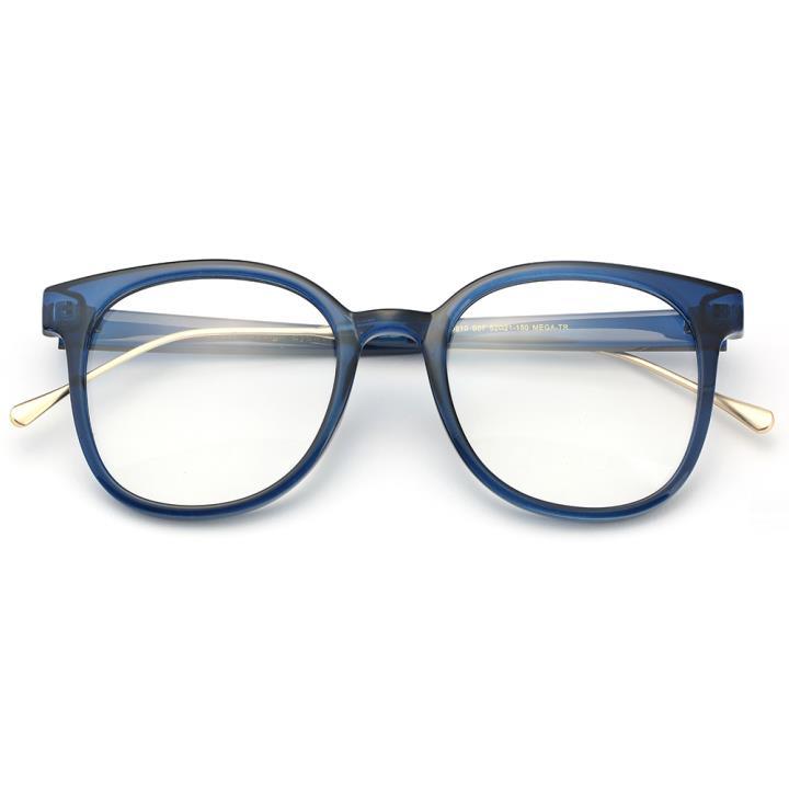 HAN SUNGLASSES太阳眼镜架HD5810-C37 蓝框