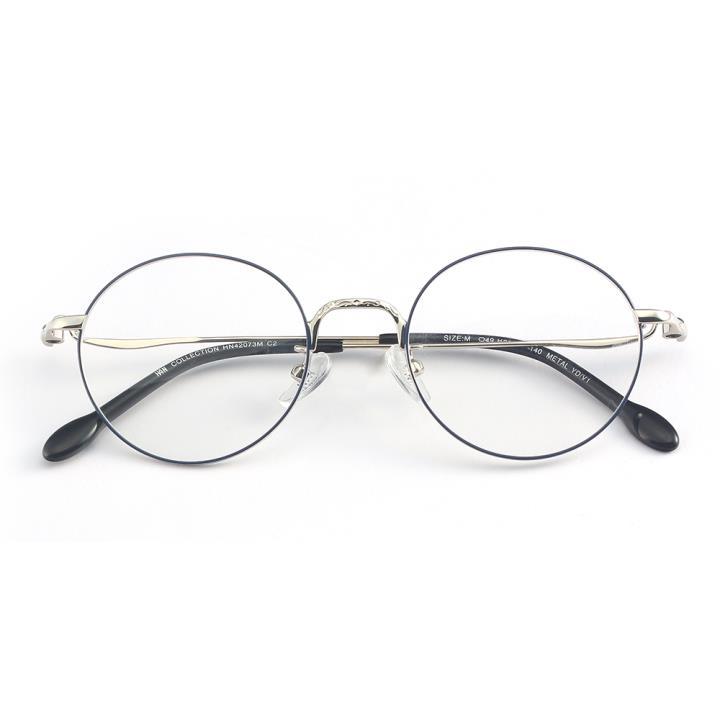 HAN COLLECTION光学眼镜架HN42073M C2 蓝色