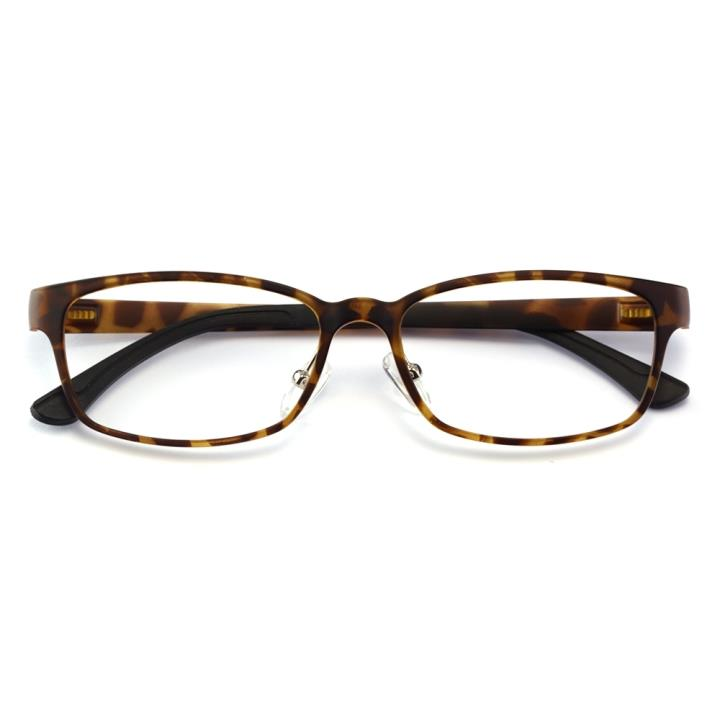 HAN时尚光学眼镜架HD3509-F03 质感玳瑁