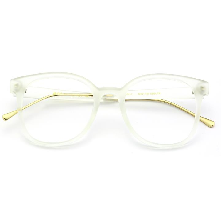 HAN SUNGLASSES太阳眼镜架HD5810-C322 透明框