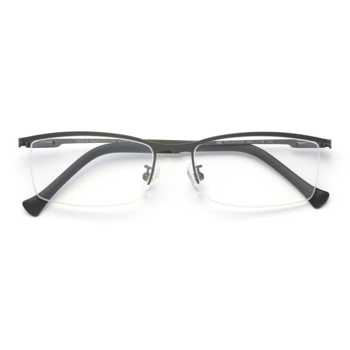HAN COLLECTION金属光学眼镜架-哑枪(HN41117M C02)