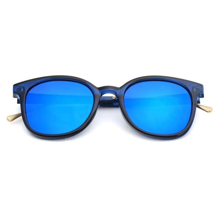 HAN时尚偏光太阳镜HD5810-S09 蓝框蓝色片
