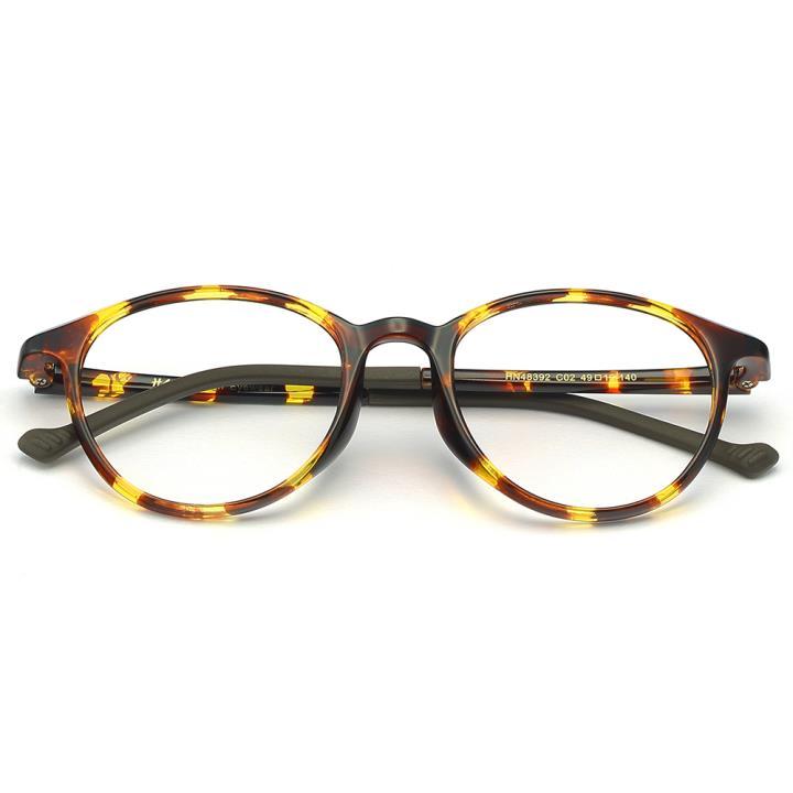 HAN BLUELESS全天候防蓝光护目眼镜HN48392-C05/M 平光 玳瑁